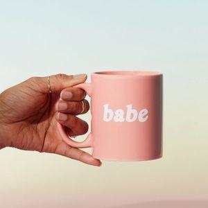 NWOT 'Babe' 11 oz Mug